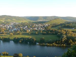 Blick auf Mülheim