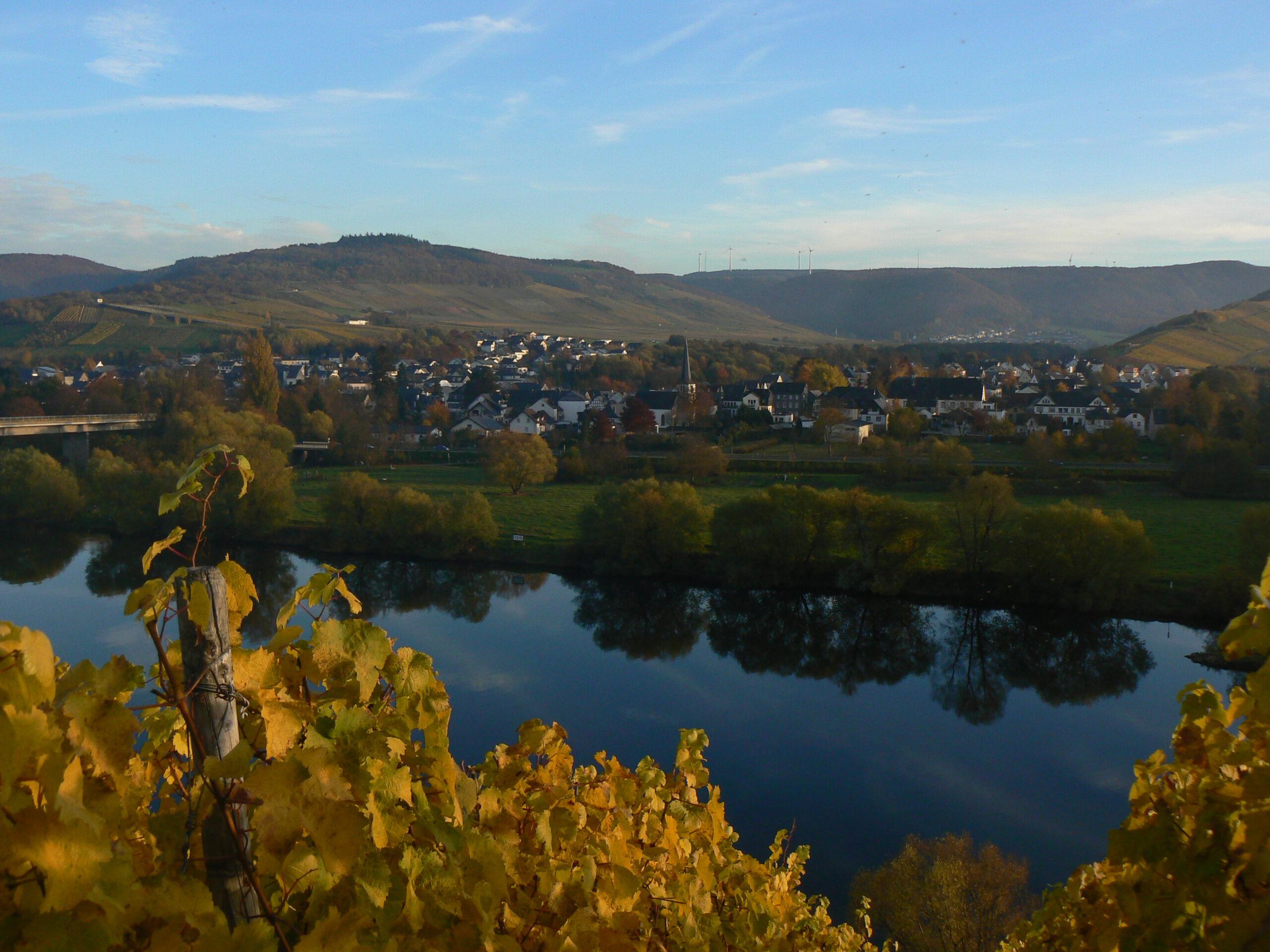 Herbst in Mülheim